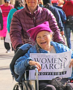 4W5A0033A  Women's March ©Sandy Morris