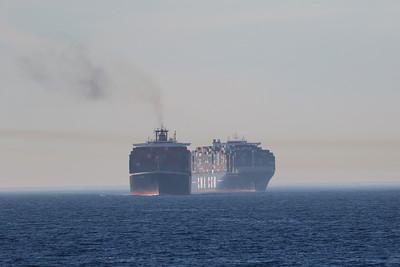 Big Ships, Big Smoke
