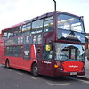 Hedingham former Anglian Bus Scania Omnidekka YN55PZR 1512 in Clacton-on-Sea, 03.01.2018.