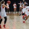 Women's Basketball V. Asheville