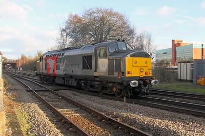 37884 Basingstoke 10/01/18 0Z72 Eastleigh to Wembley