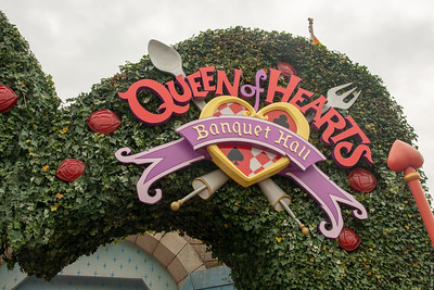 Queen of Hearts Banquet Hall