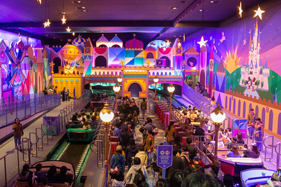 Newly rennovated it's a small world