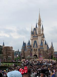 Cinderella Castle at Tokyo
