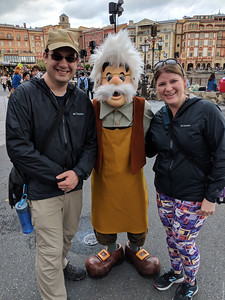 Meeting Geppetto