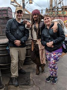 Jack Sparrow sighting