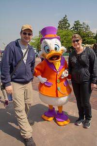 Meeting Scrooge McDuck