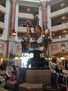 Mira Costa lobby
