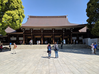 Meji Shrine