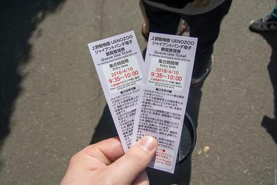 Panda cub tickets!