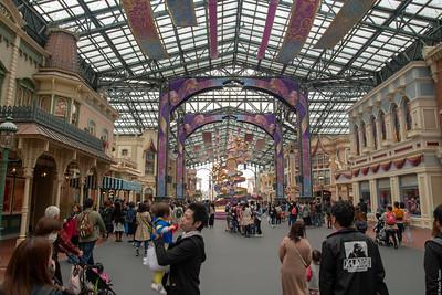 Tokyo Disneyland Main Street