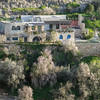 A beautiful house in Ein Karem surrounded by blooming almond trees