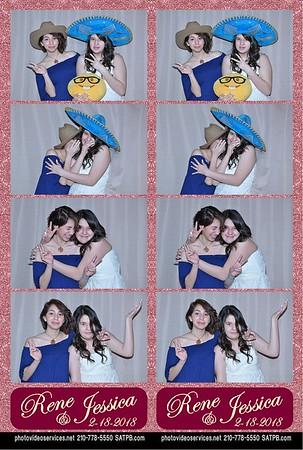 Jessica & Rene