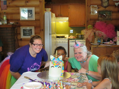 Jocelyn's 6th Birthday