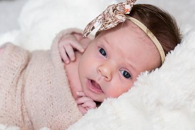 Joelle newborn photos