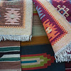 Colorful camel blankets