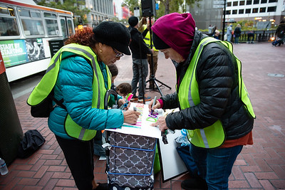 072018 Confront Corruption and Demand Democracy Vigil, San Francisco - MR Ramboz