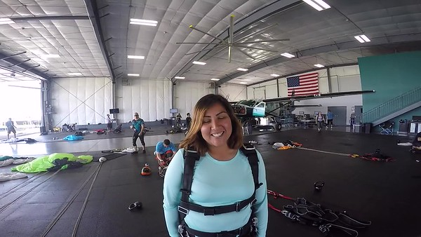 1310 Cathy Ramirez Skydive at Chicagoland Skydiving Center 20180703 Cody Cody