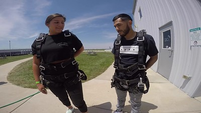 1454 Alexa Hernandez Skydive at Chicagoland Skydiving Center 20180710 Cody Cody
