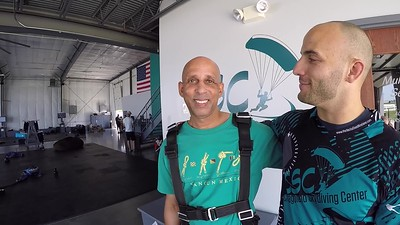 1414 Michael Caffey Skydive at Chicagoland Skydiving Center 20180711 Hops Chris