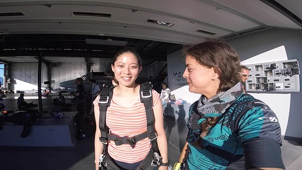 2020 Amanda Chu Skydive at Chicagoland Skydiving Center 20180717 Amy Amy