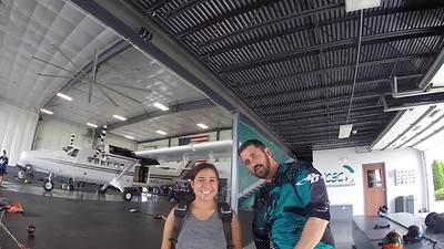 1410 Domenique Aguirr Skydive at Chicagoland Skydiving Center 20180718 Tim Amy