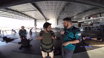 2044 Abhijit Ambavane Skydive at Chicagoland Skydiving Center 20180729 Tim Cody