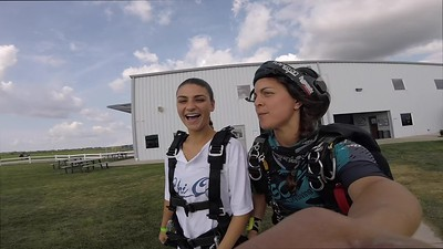 1735 Emily Roemer  Skydive at Chicagoland Skydiving Center 20180729 Amy Amy