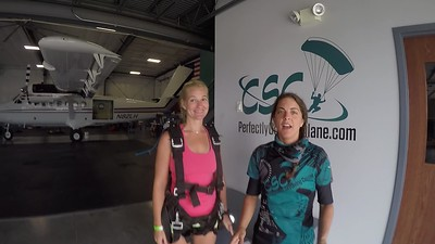 1426 Julie Doane	 Skydive at Chicagoland Skydiving Center 20180731 Amy Amy