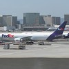FedEx Boeing 767 N140FE at Los Angeles International Airport, 06.07.2018.