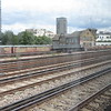 Departing London Bridge along the 12-track section of line towards Bermondsey Jct on a Tattenham Corner / Caterham service, 17.07.2018.