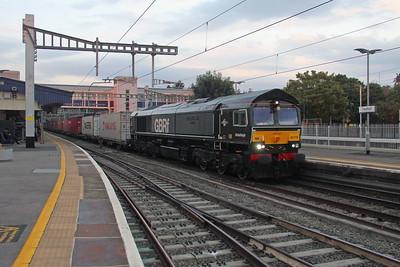 66779 Twyford 19/07/18 4O76 Hams Hall to Southampton Western Docks