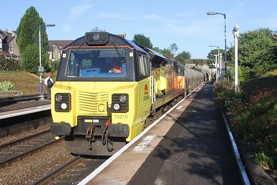 70810 Oldfield Park 31/07/1 6C35 Aberthaw to Westbury