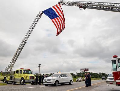 MET 072118 Garrison Flag Procession