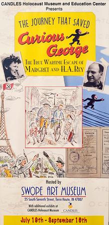MET 072018 Curious George Poster