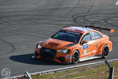 Michael Verhagen (NL) Audi RS3 LMS
