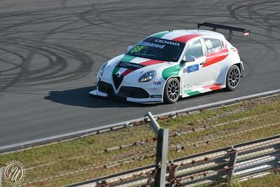 Fabrizio Giovanardi (Ita), Alfa Romeo Giulietta TCR