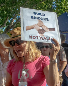 Families Belong Together Rally
