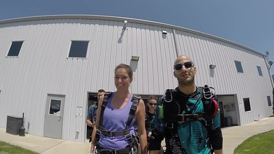 1430 Amy Klawitter Skydive at Chicagoland Skydiving Center 20180601 Doug Amy