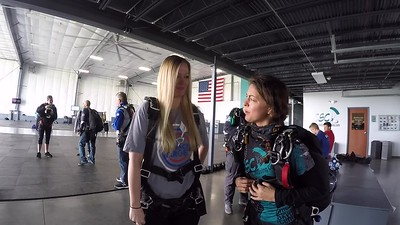 1002 Stephanie Clough  Skydive at Chicagoland Skydiving Center 20180602 Amy Jo