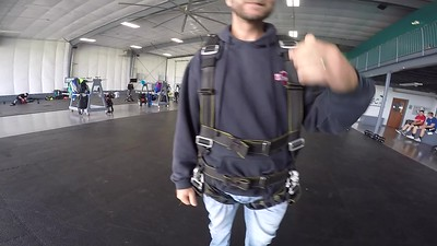 0945 Steve Volland  Skydive at Chicagoland Skydiving Center 20180602 Cody Cody