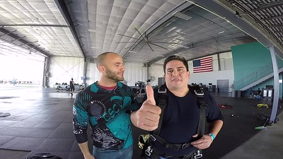 1558 MAURICIO PABA PINZON  Skydive at Chicagoland Skydiving Center 20180615 Cody Jo
