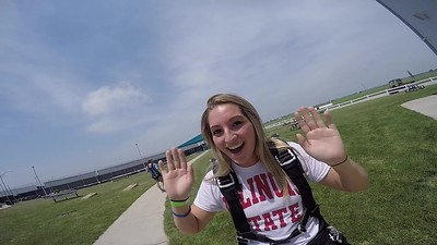 1301 Jessica Hunt  Skydive at Chicagoland Skydiving Center 20180616 Cody Cody