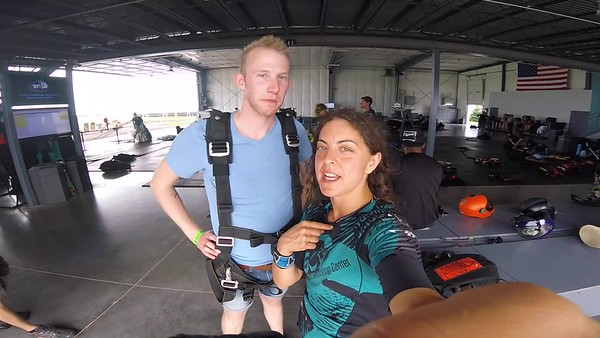 1629 Bradlee Miller  Skydive at Chicagoland Skydiving Center 20180617 Amy Amy