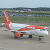 EasyJet Airbus A319 OE-LQF at London Luton Airport, 13.06.2018.