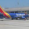 SouthWest Airlines Boeing 737-700 N7711N at John Wayne Orange County Airport, 29.06.2018.