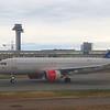 SAS Airbus A320 at Stockholm Arlanda Airport, 13.06.2018.