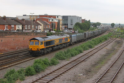 66703 Eastleigh 05/06/18 4Y19 Mountfield to Southampton Western Docks