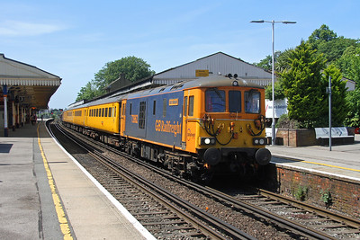 73962 Basingstoke 06/06/18 1Q52 Eastleigh to Eastleigh