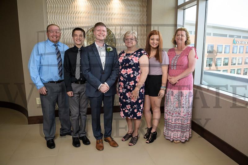 20161 Tracy Jenkins, Psychiatry Graduation and Reception 6-9-18